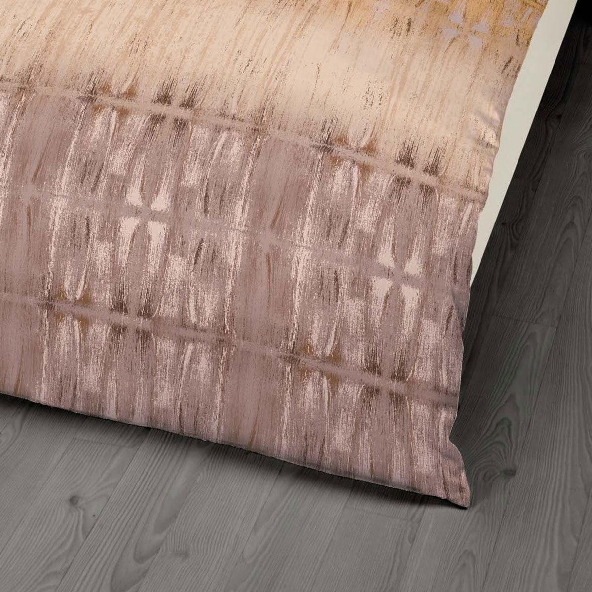kaeppel biber bettw sche symmetry gold g nstig online kaufen bei bettwaren shop. Black Bedroom Furniture Sets. Home Design Ideas