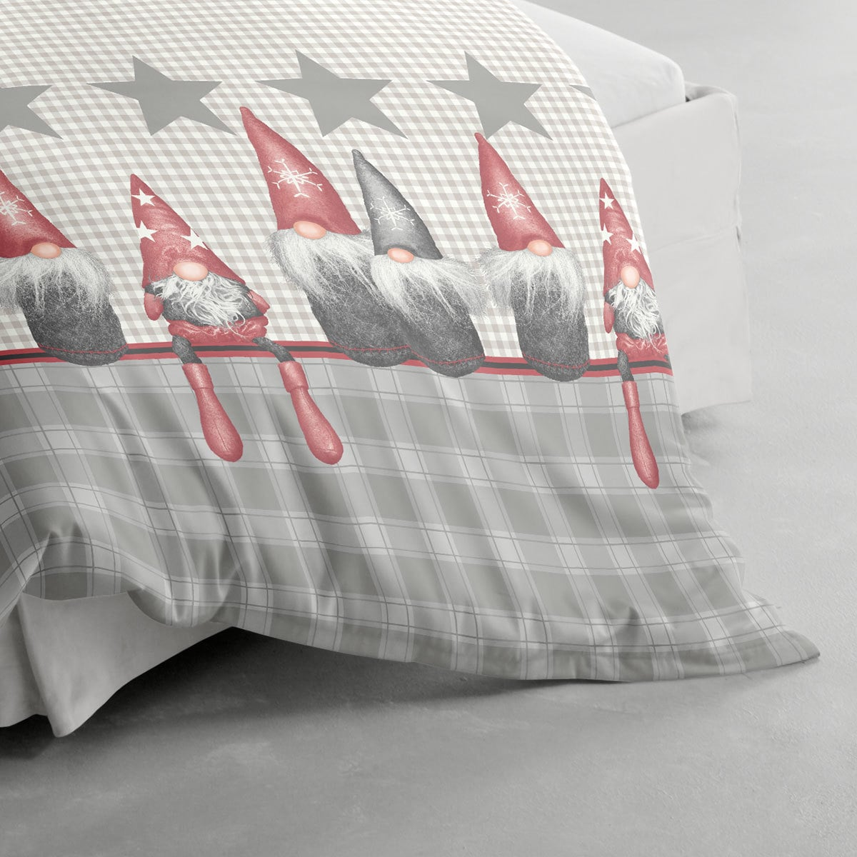 traumschlaf biber bettw sche wichtelm nnchen g nstig online kaufen bei bettwaren shop. Black Bedroom Furniture Sets. Home Design Ideas