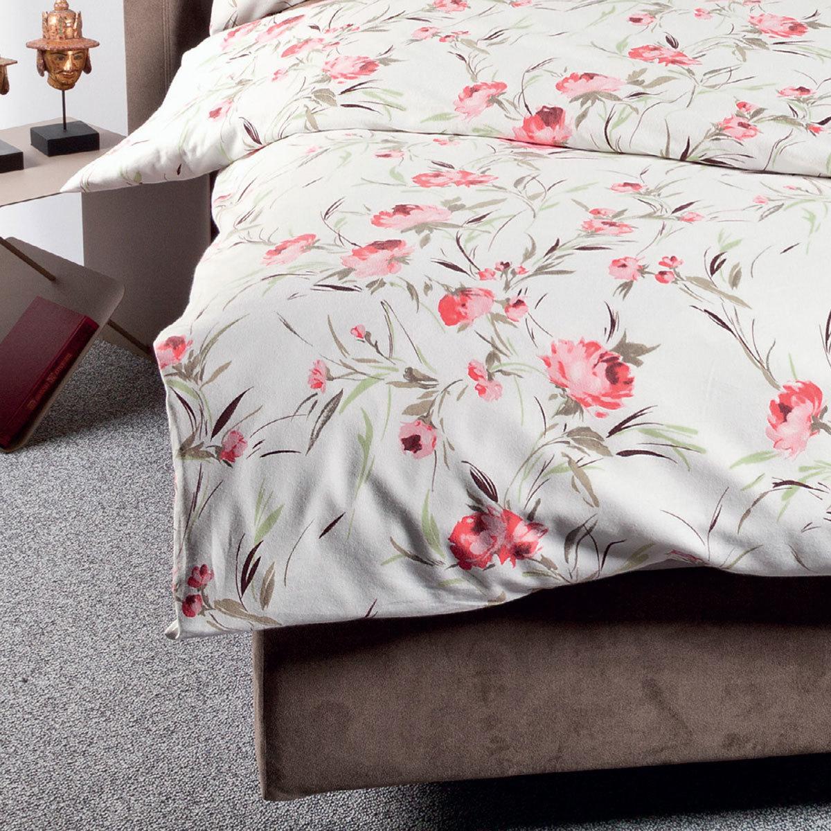 janine edelflanell bettw sche chinchilla s 78023 01 g nstig online kaufen bei bettwaren shop. Black Bedroom Furniture Sets. Home Design Ideas