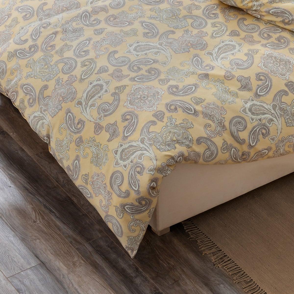 estella feinflanell bettw sche gerlos messing g nstig online kaufen bei bettwaren shop. Black Bedroom Furniture Sets. Home Design Ideas