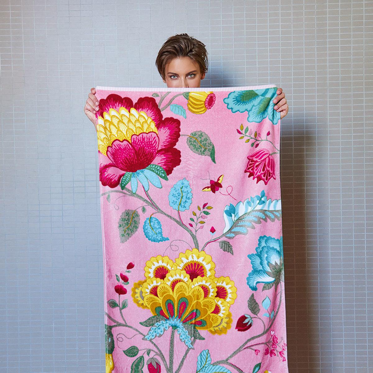 pip studio handt cher floral fantasy khaki g nstig online kaufen bei bettwaren shop. Black Bedroom Furniture Sets. Home Design Ideas