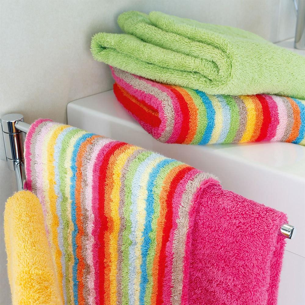 caw handt cher lifestyle streifen multicolor 25 g nstig online kaufen bei bettwaren shop. Black Bedroom Furniture Sets. Home Design Ideas