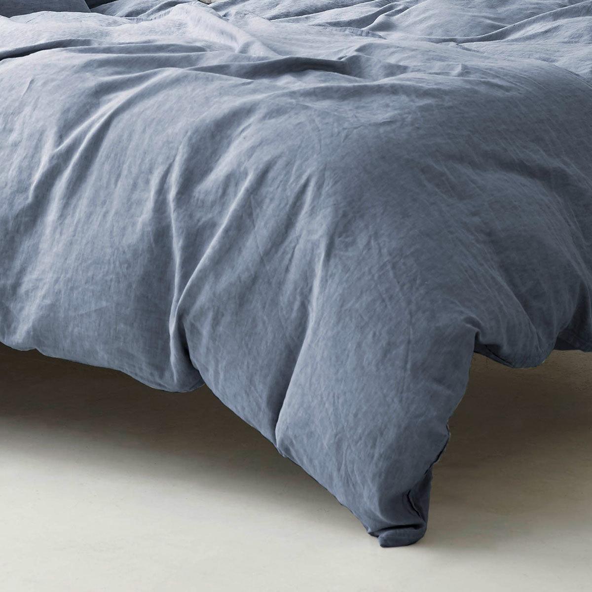 elegante leinen bettw sche breeze ocean g nstig online. Black Bedroom Furniture Sets. Home Design Ideas