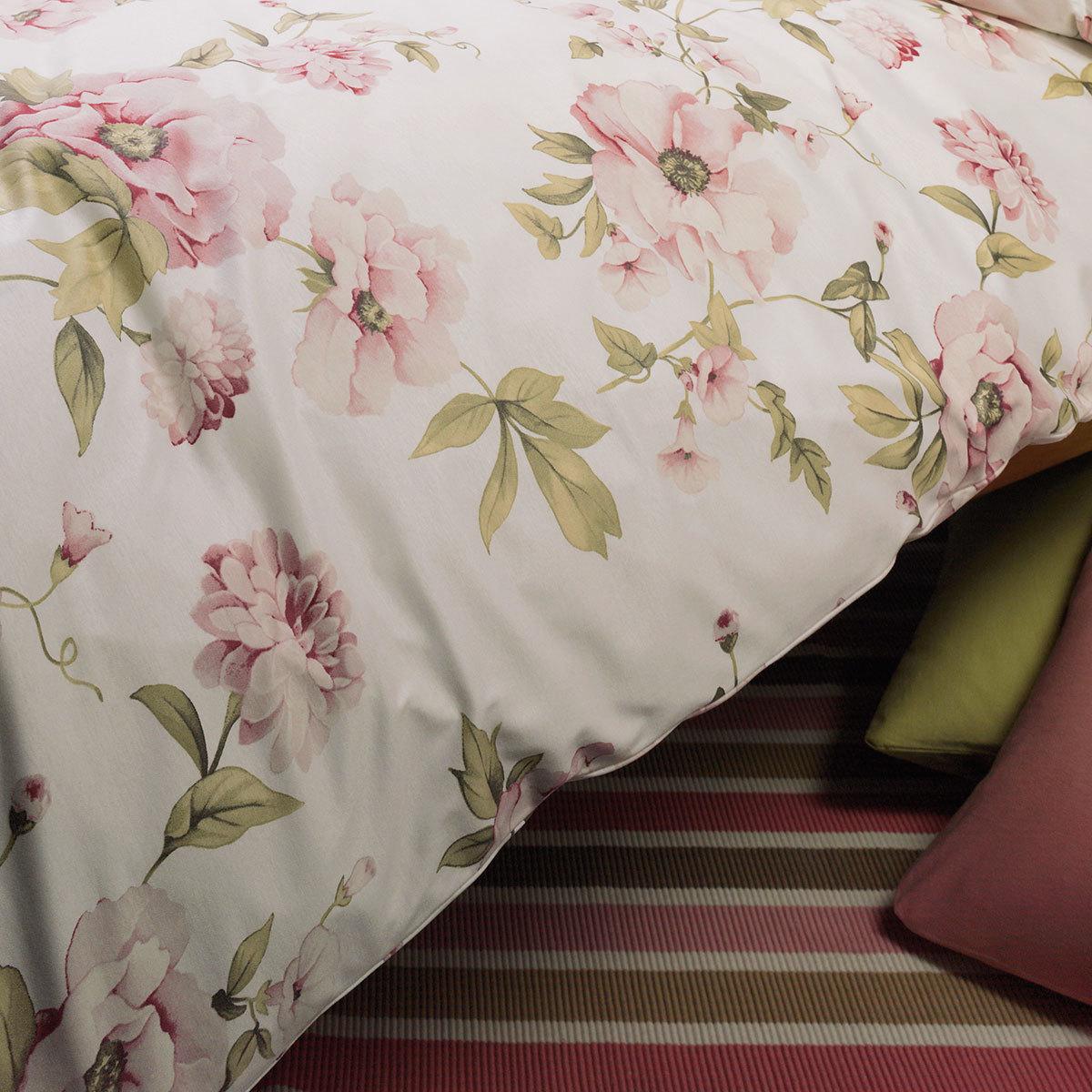 estella mako interlock jersey bettw sche ellis rosa g nstig online kaufen bei bettwaren shop. Black Bedroom Furniture Sets. Home Design Ideas