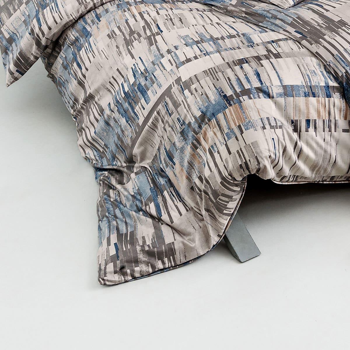 estella mako interlock jersey bettw sche mika kiesel g nstig online kaufen bei bettwaren shop. Black Bedroom Furniture Sets. Home Design Ideas