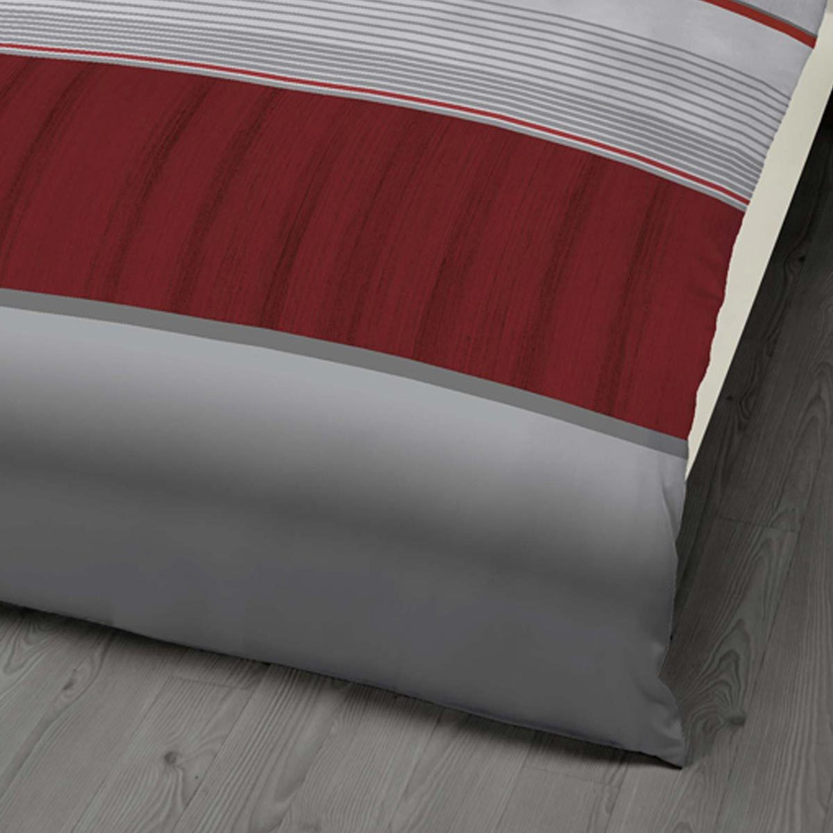 kaeppel mako satin bettw sche direction burgund g nstig. Black Bedroom Furniture Sets. Home Design Ideas