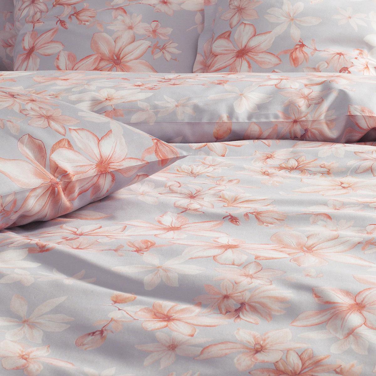 elegante mako satin bettw sche fairy apricot g nstig online kaufen bei bettwaren shop. Black Bedroom Furniture Sets. Home Design Ideas