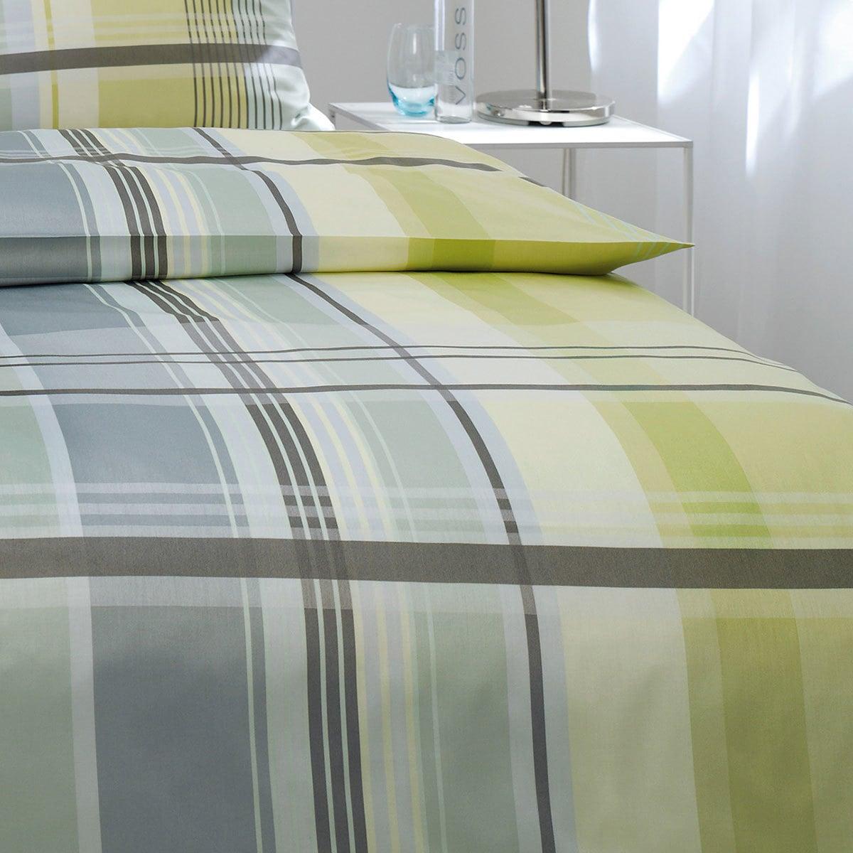 estella mako satin bettw sche karo lind g nstig online kaufen bei bettwaren shop. Black Bedroom Furniture Sets. Home Design Ideas