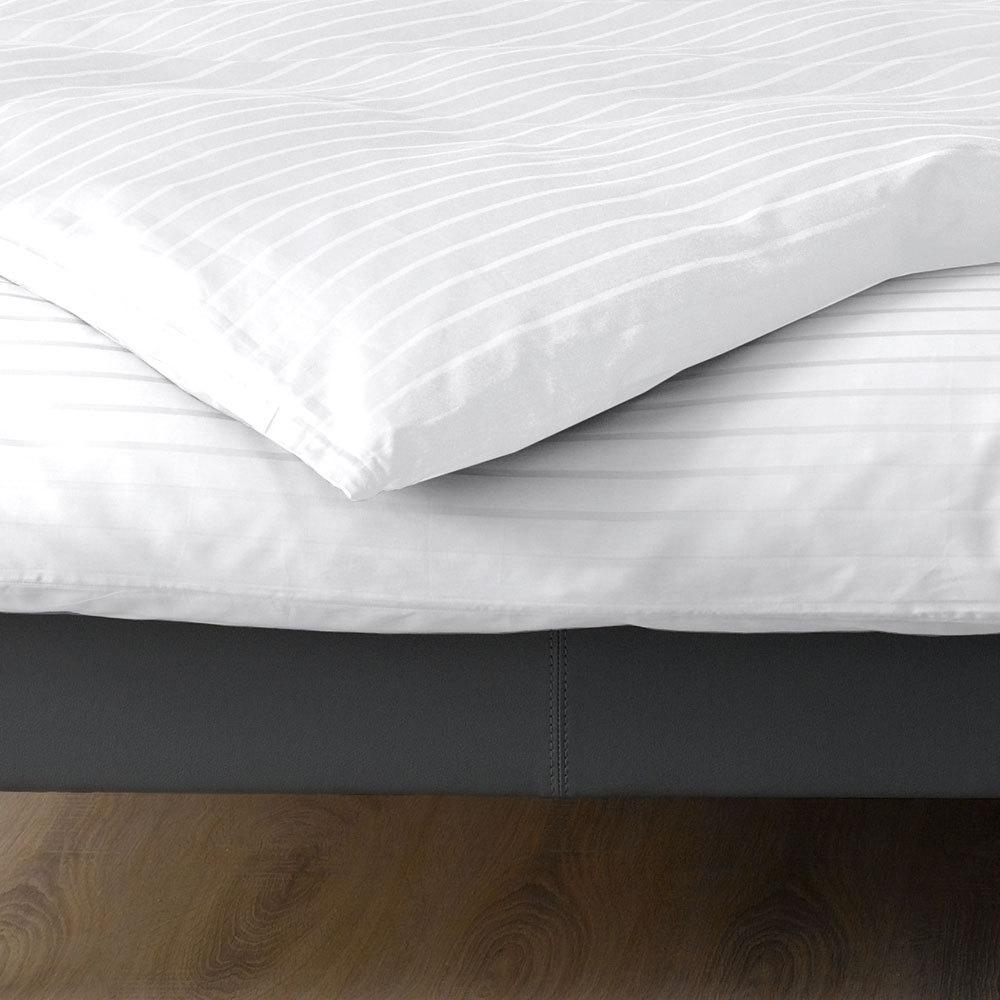 lorena mako satin bettw sche verona wei g nstig online. Black Bedroom Furniture Sets. Home Design Ideas