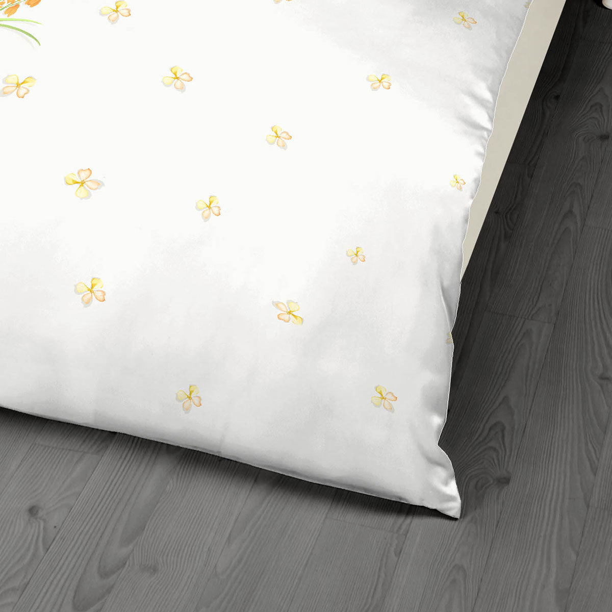 kaeppel seersucker bettw sche viola gelb g nstig online kaufen bei bettwaren shop. Black Bedroom Furniture Sets. Home Design Ideas