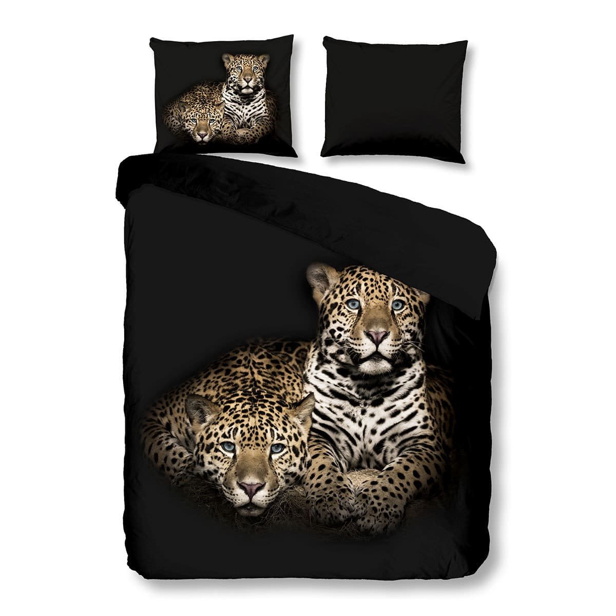 good morning bettw sche leopard g nstig online kaufen bei bettwaren shop. Black Bedroom Furniture Sets. Home Design Ideas