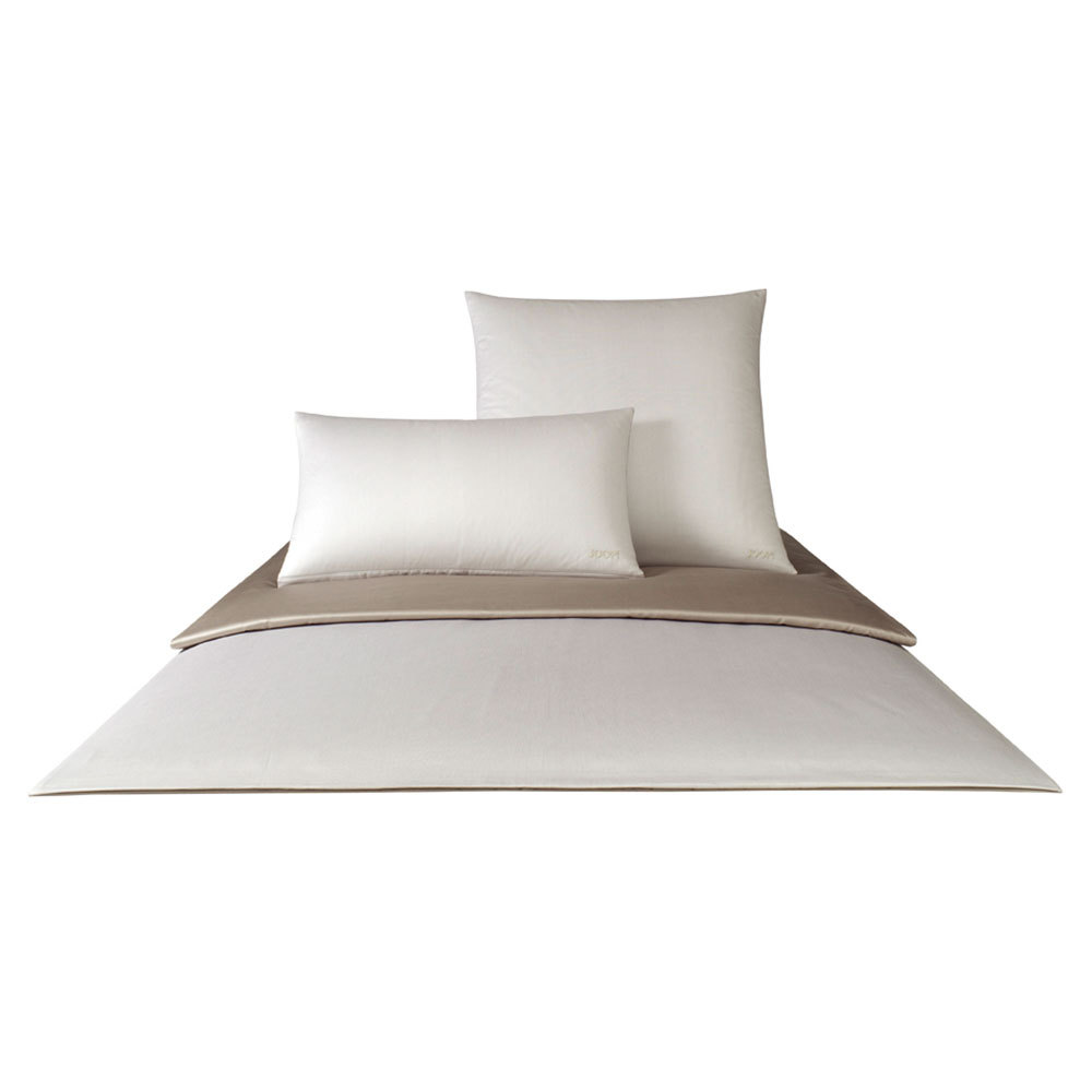 joop bettw sche micro pattern haselnuss 4040 7 g nstig. Black Bedroom Furniture Sets. Home Design Ideas