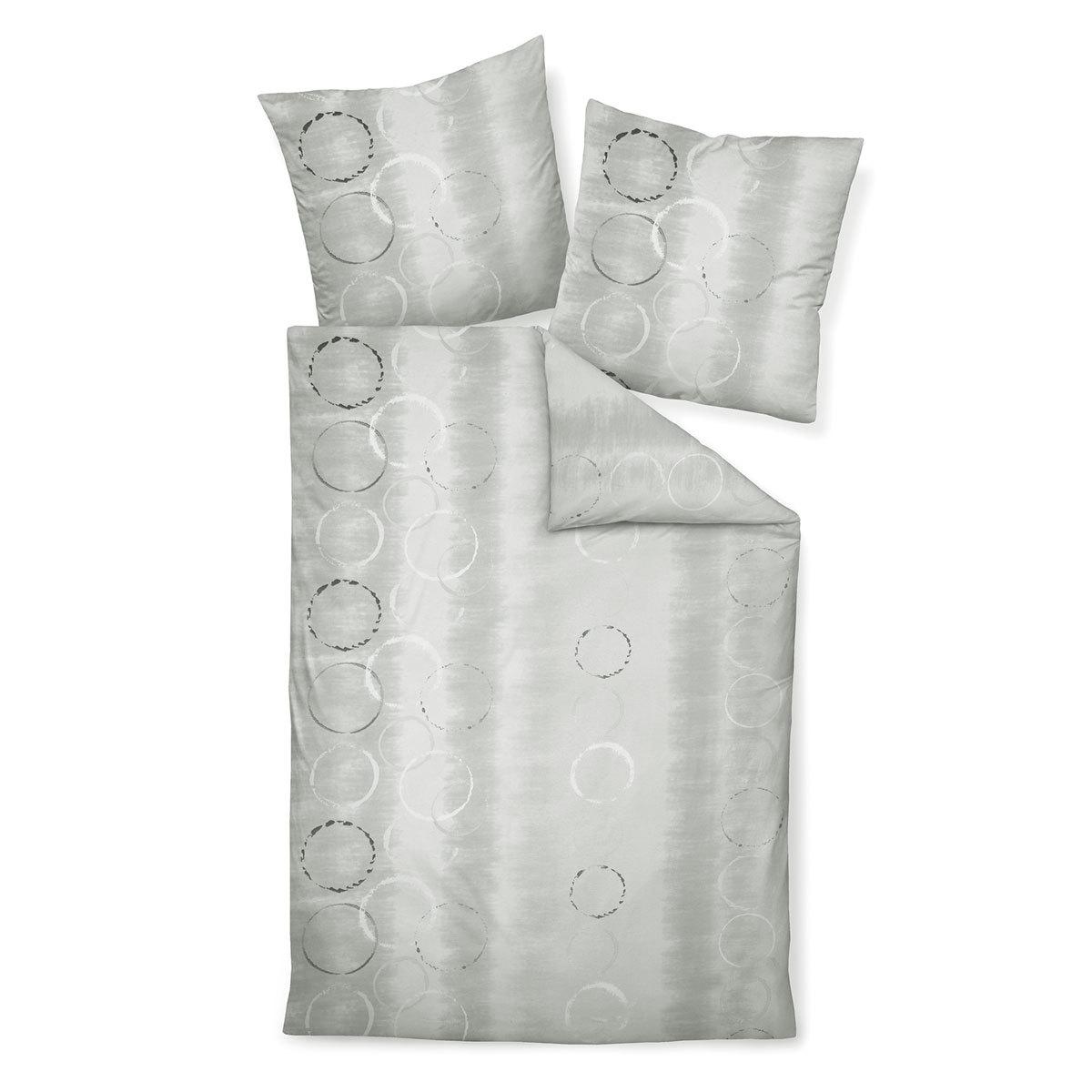 janine biber bettw sche davos 65049 08 platin g nstig online kaufen bei bettwaren shop. Black Bedroom Furniture Sets. Home Design Ideas