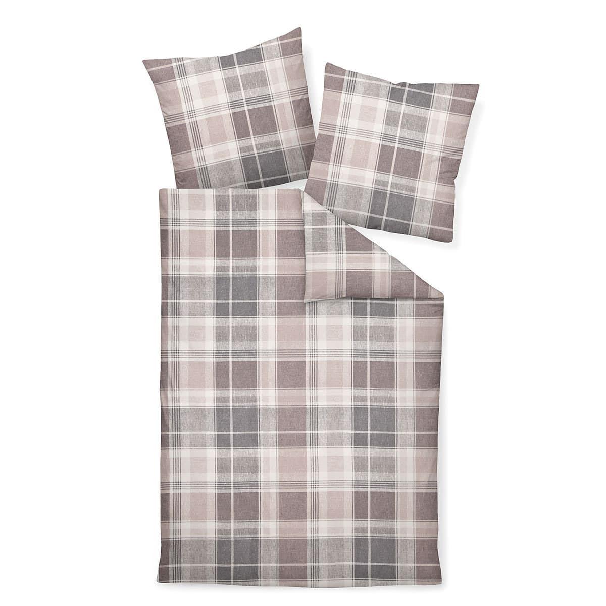 janine feinbiber bettw sche davos 65014 07 g nstig online. Black Bedroom Furniture Sets. Home Design Ideas
