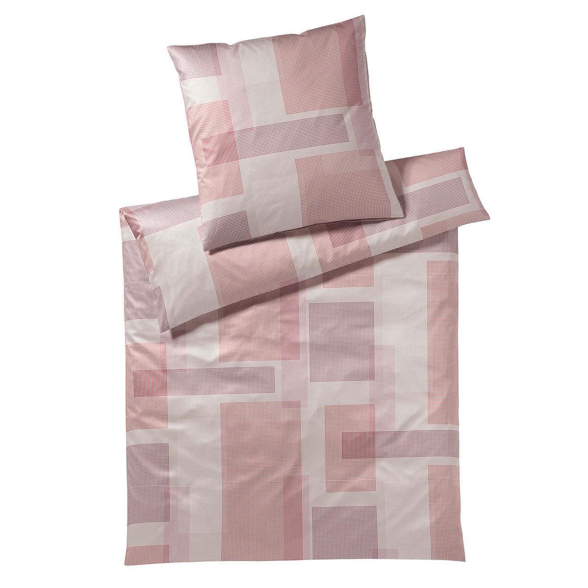 elegante jersey bettw sche dots blush g nstig online kaufen bei bettwaren shop. Black Bedroom Furniture Sets. Home Design Ideas