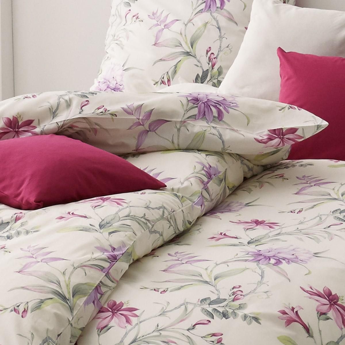 estella mako interlock jersey bettw sche 6155 060 violett. Black Bedroom Furniture Sets. Home Design Ideas