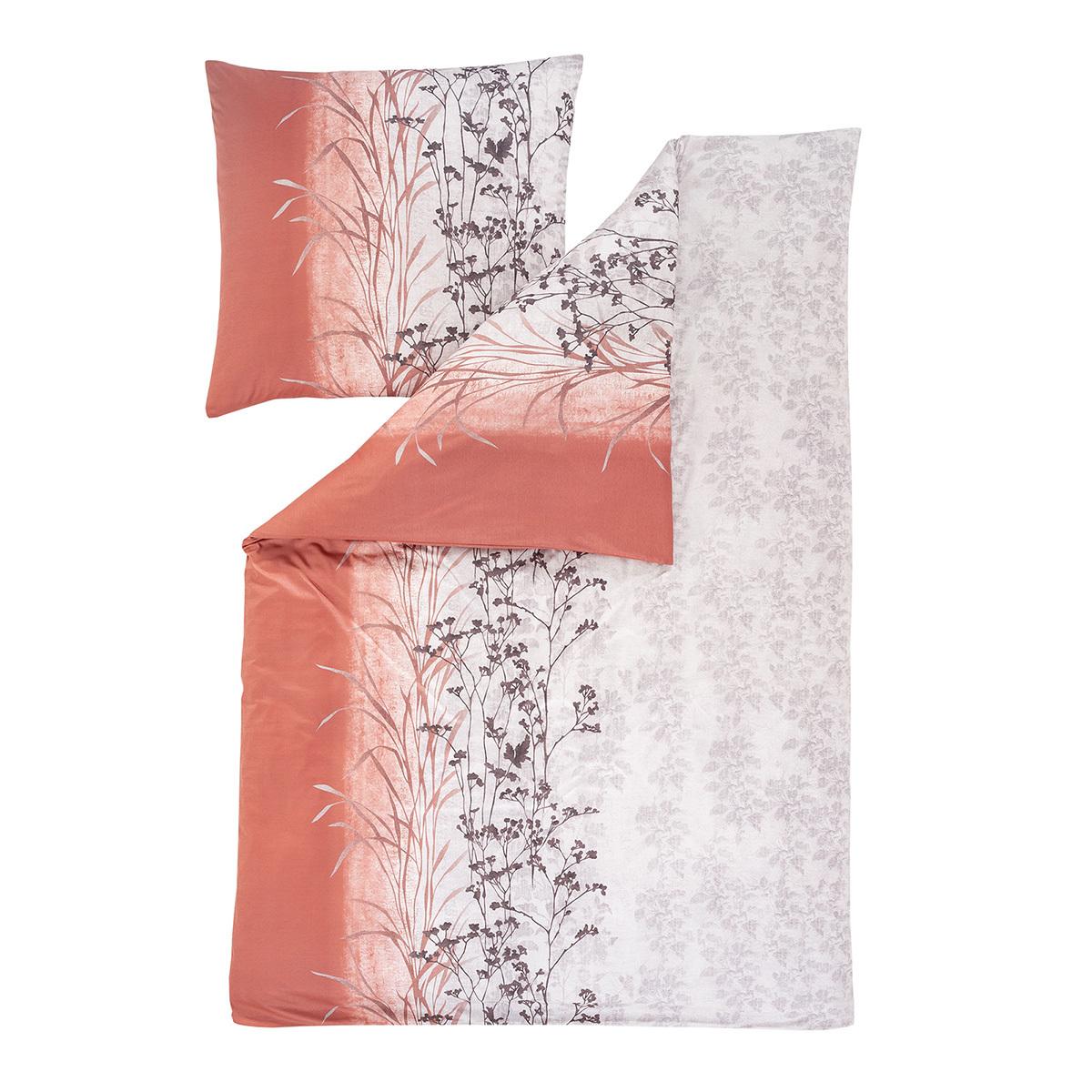 estella mako interlock jersey bettw sche ava mahagoni g nstig online kaufen bei bettwaren shop. Black Bedroom Furniture Sets. Home Design Ideas