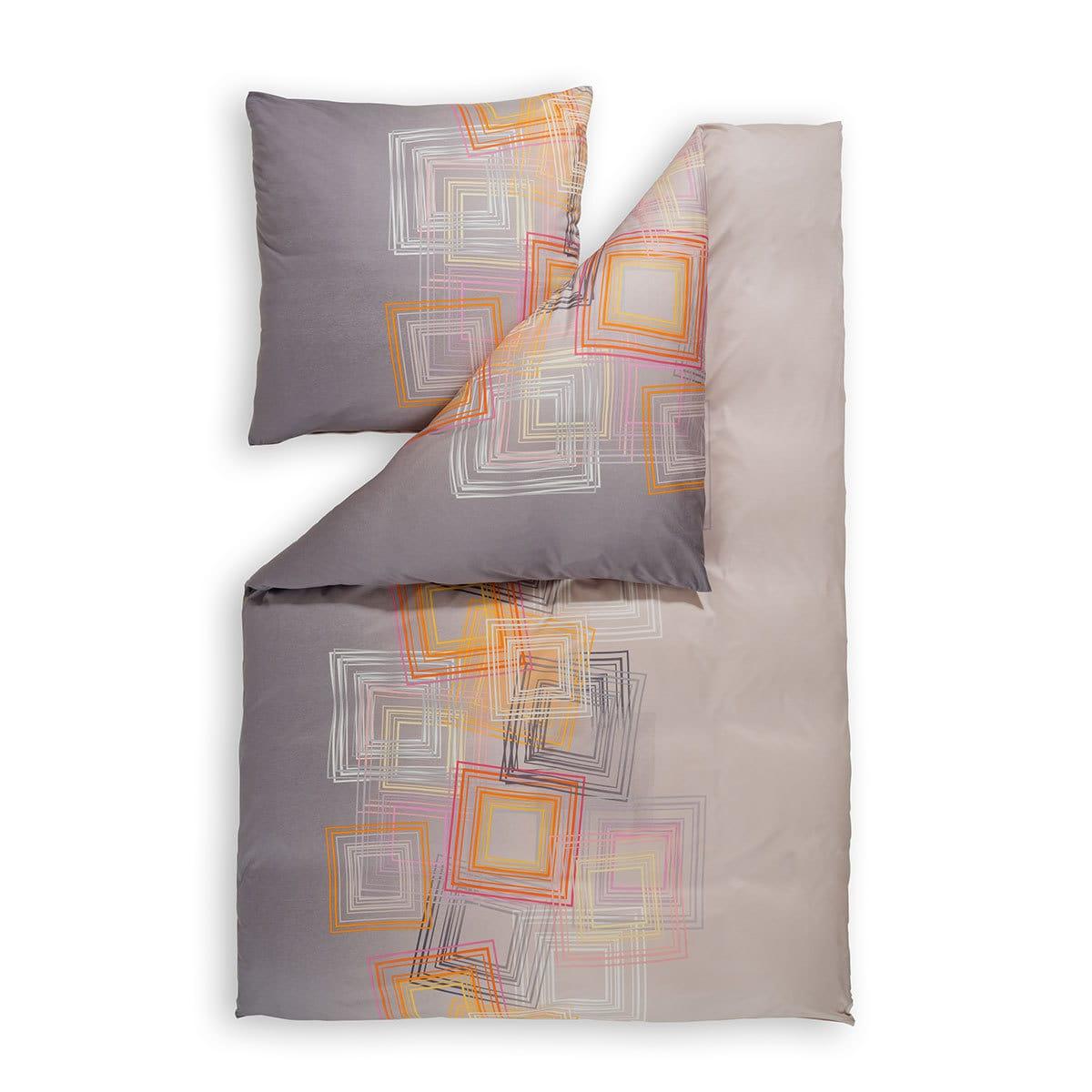 estella mako interlock jersey bettw sche mendo pink g nstig online kaufen bei bettwaren shop. Black Bedroom Furniture Sets. Home Design Ideas