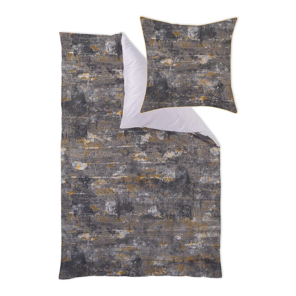 curt bauer mako interlock jersey wendebettw sche luna golden grey g nstig online kaufen bei. Black Bedroom Furniture Sets. Home Design Ideas
