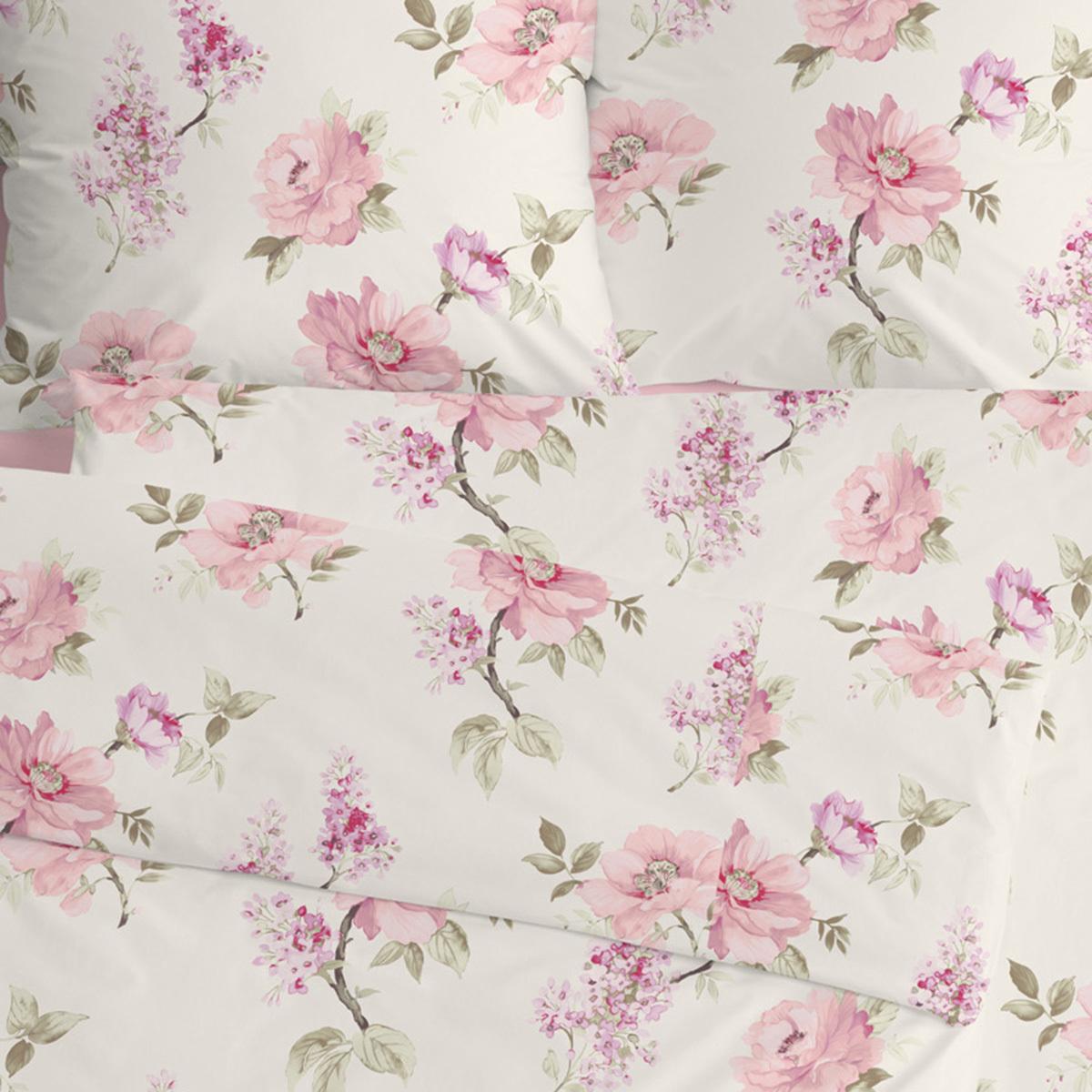 estella mako satin bettw sche 7028 400 rosa g nstig online kaufen bei bettwaren shop. Black Bedroom Furniture Sets. Home Design Ideas