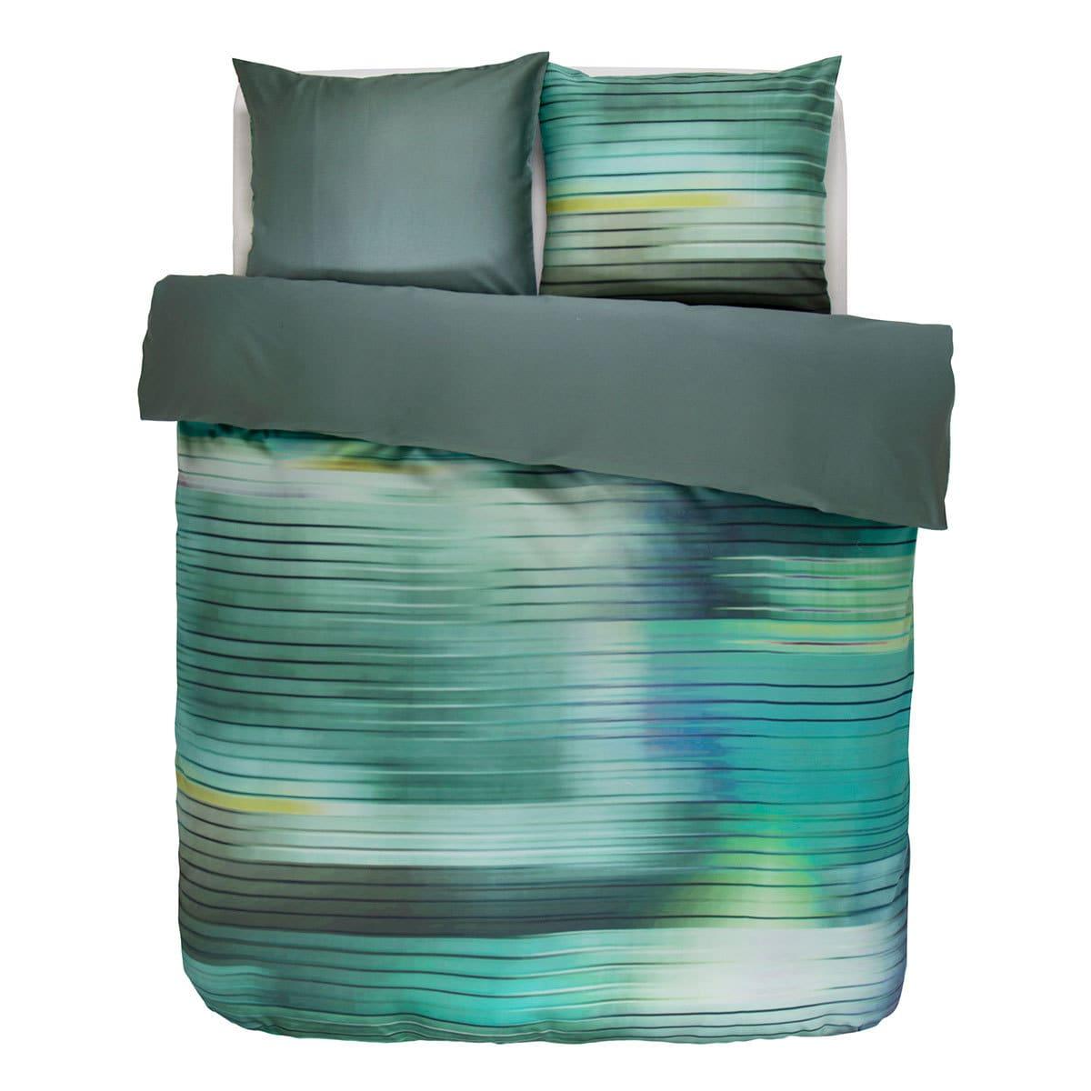 essenza mako satin bettw sche fais green g nstig online kaufen bei bettwaren shop. Black Bedroom Furniture Sets. Home Design Ideas