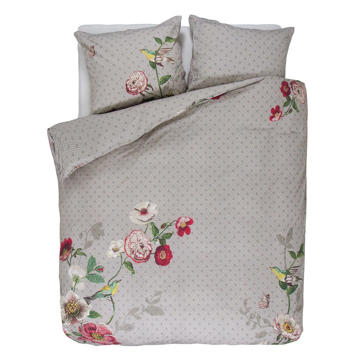 pip studio perkal wendebettw sche poppy khaki g nstig online kaufen bei bettwaren shop. Black Bedroom Furniture Sets. Home Design Ideas