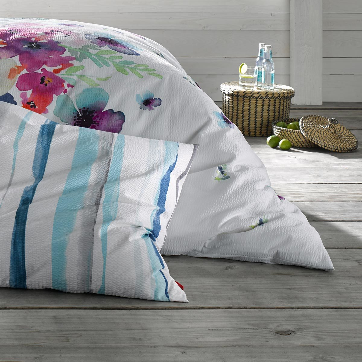 fleuresse seersucker bettw sche bali 493866 09 g nstig online kaufen bei bettwaren shop. Black Bedroom Furniture Sets. Home Design Ideas