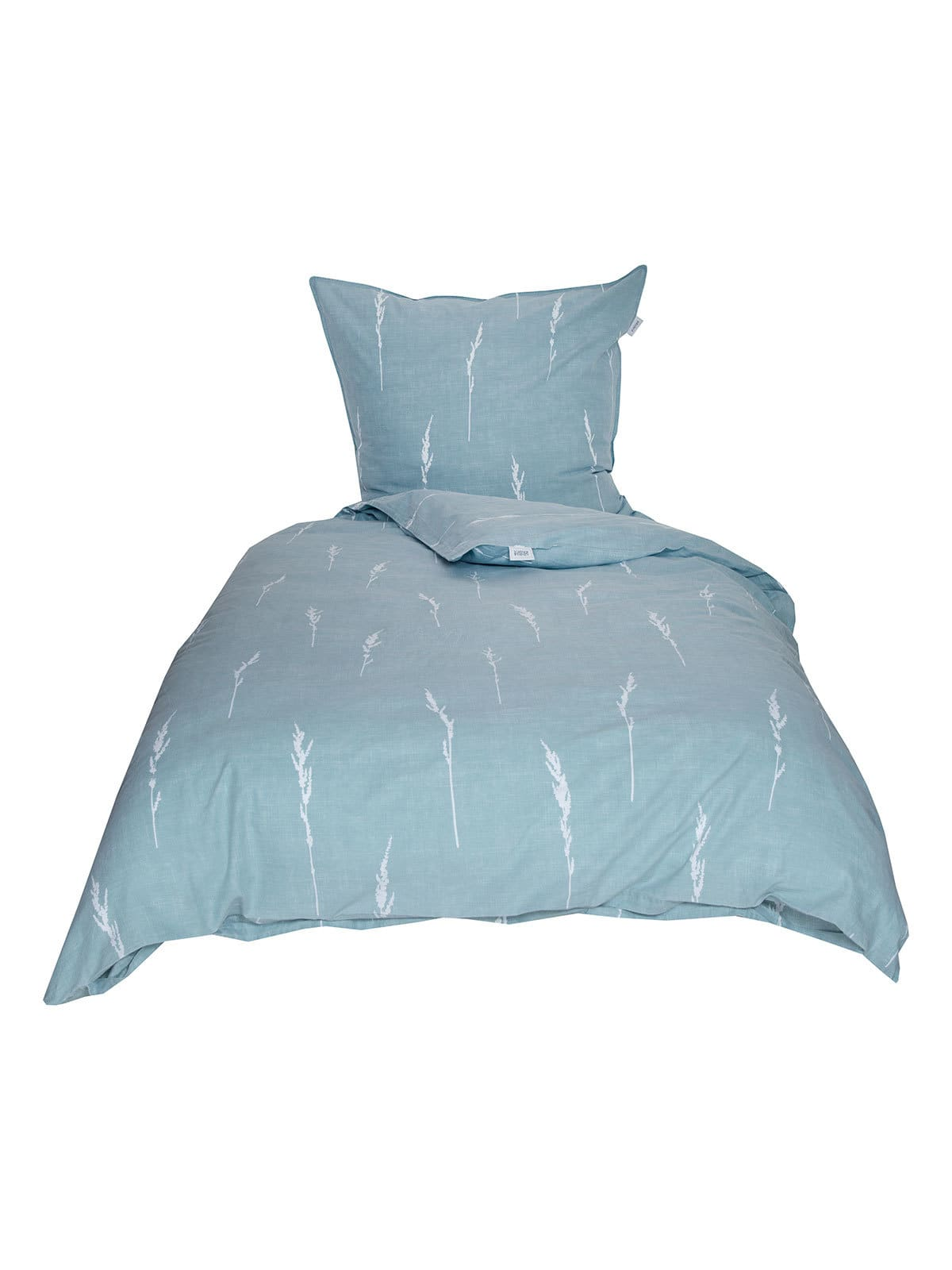sch ner wohnen bettw sche gras b mint g nstig online. Black Bedroom Furniture Sets. Home Design Ideas